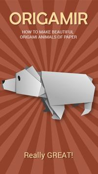 Origami Animal Schemes: How to Make Paper Beasts poster