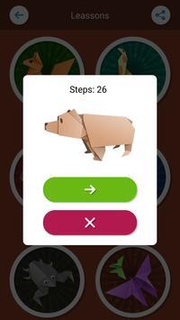 Origami Animal Schemes: How to Make Paper Beasts screenshot 14