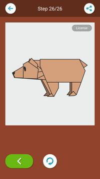 Origami Animal Schemes: How to Make Paper Beasts screenshot 17