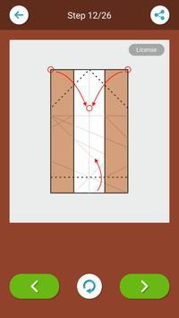 Origami Animal Schemes: How to Make Paper Beasts screenshot 18