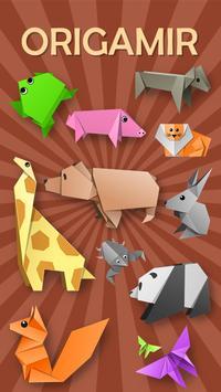 Origami Animal Schemes: How to Make Paper Beasts screenshot 1