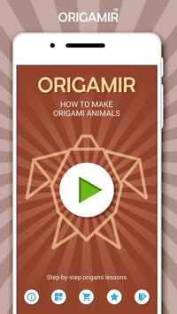 Origami Animal Schemes: How to Make Paper Beasts screenshot 2