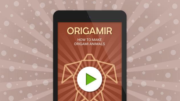 Origami Animal Schemes: How to Make Paper Beasts screenshot 9