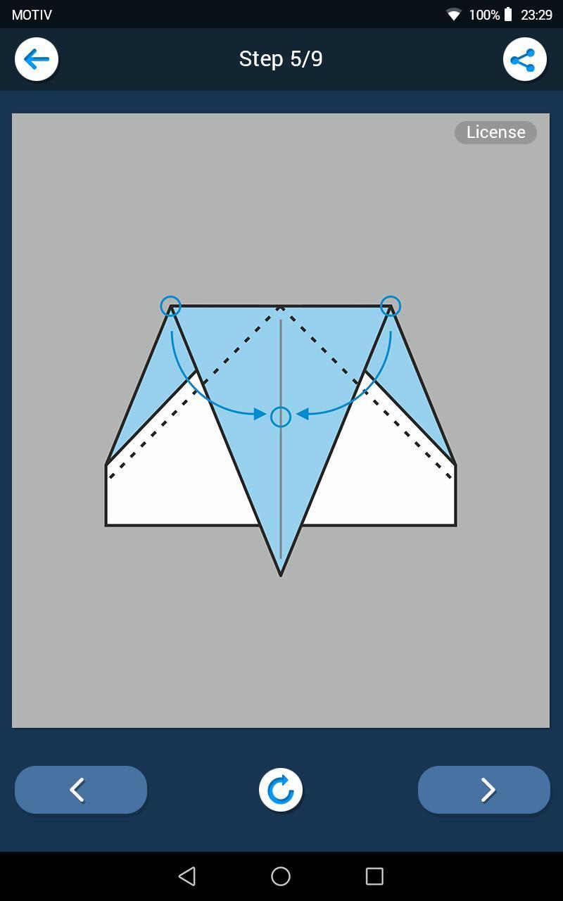 Origami Como Fazer Avioes Voando De Papel Para Android Apk Baixar