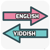 English Yiddish Translator icon