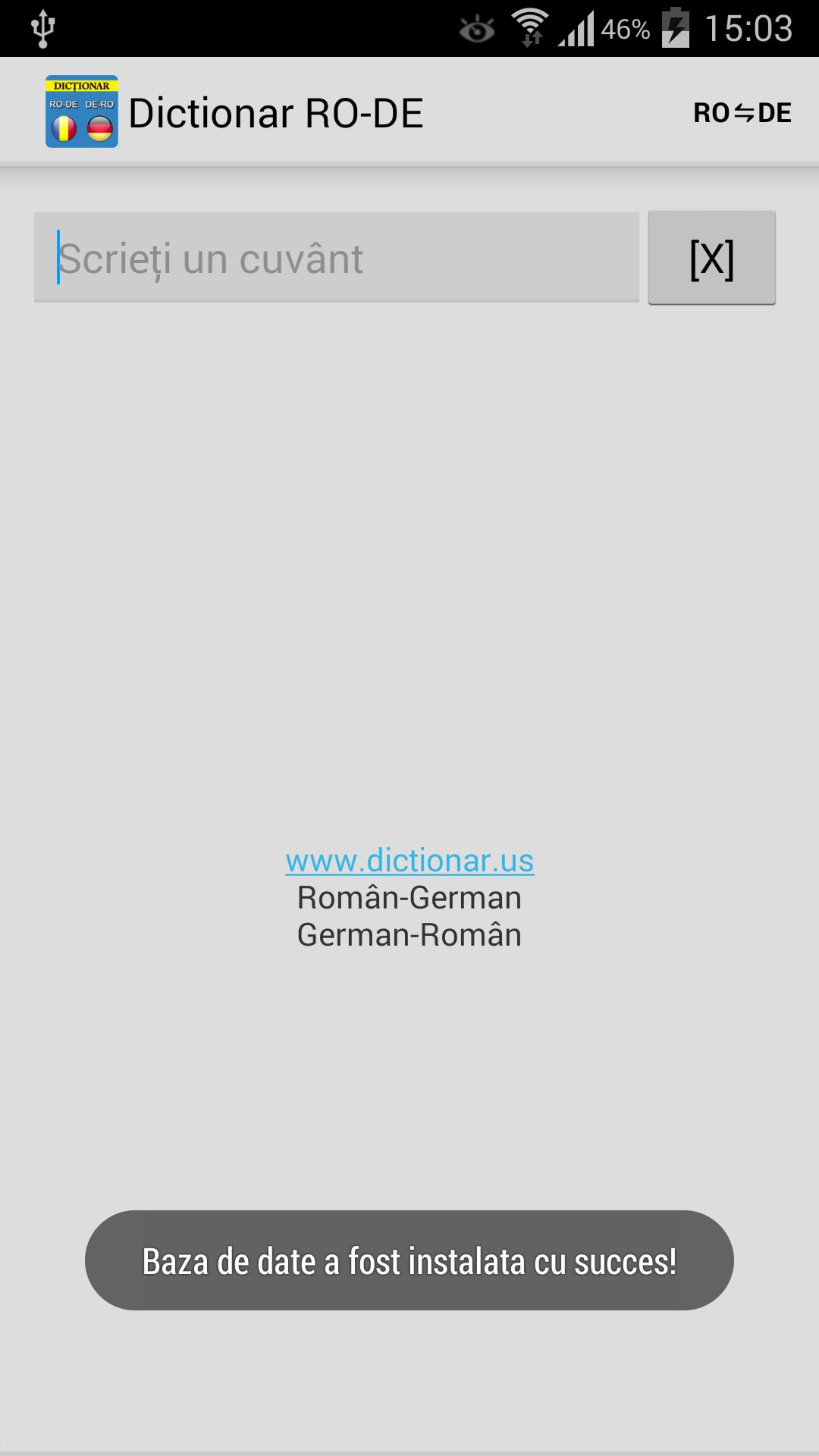 cuvintele de dating germane