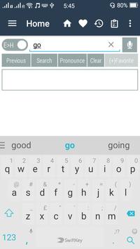 English Hindi Dictionary screenshot 2