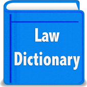 Offline Law Dictionary icon