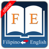 English Filipino Dictionary icono