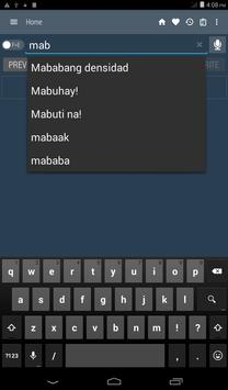 English Filipino Dictionary screenshot 19