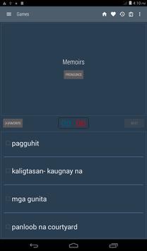 English Filipino Dictionary screenshot 20
