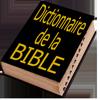 Dictionnaire de la Bible ícone