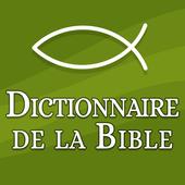Dictionnaire de la Bible أيقونة
