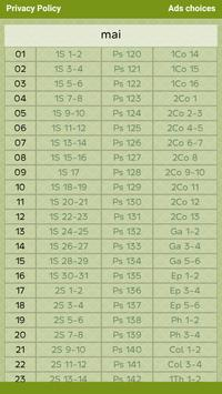 Dictionnaire de la Bible تصوير الشاشة 19