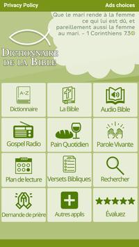 Dictionnaire de la Bible تصوير الشاشة 7