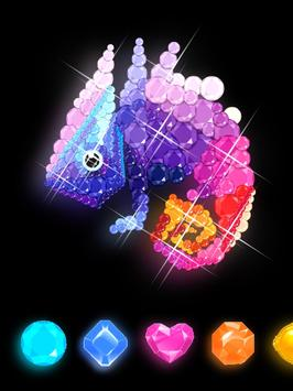 Diamond art - Diamond coloring & Easy  Relaxing screenshot 11