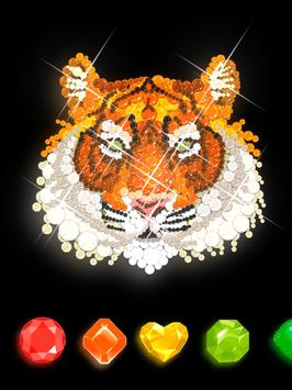 Diamond art - Diamond coloring & Easy  Relaxing screenshot 12