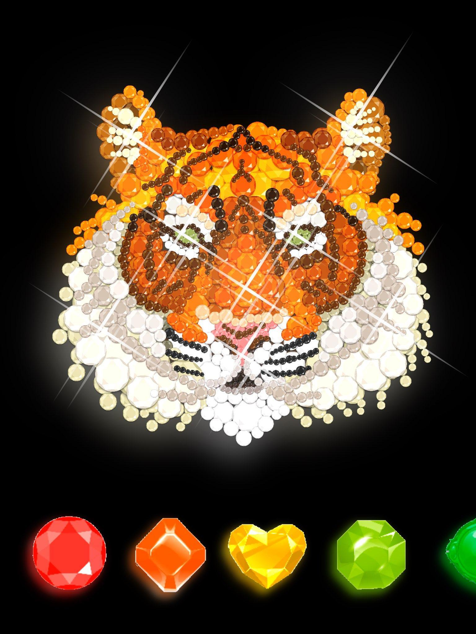 Diamond art - Diamond coloring & Easy Relaxing for Android ...