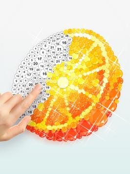 Diamond art - Diamond coloring & Easy Relaxing screenshot 15