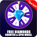 Free Diamonds Spin Wheel for Mobile Legend Tips APK Android