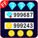 💎Free Diamonds for FF and Elite Pass Counter 2020 APK Android