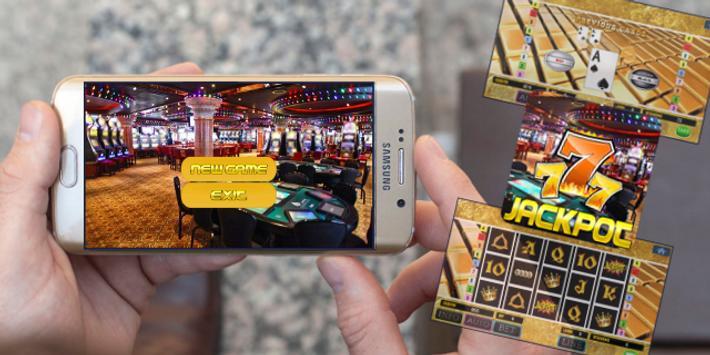 JACKPOT SLOTS MEGA WIN : Super Casino Slot Machine poster