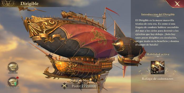Guns of Glory captura de pantalla 20
