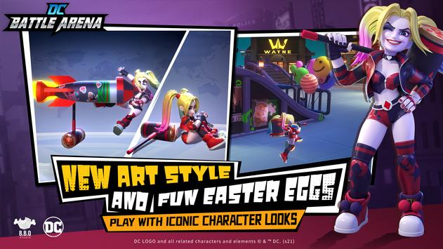 DC Battle Arena screenshot 4