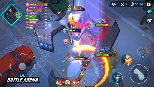 DC Battle Arena screenshot 6