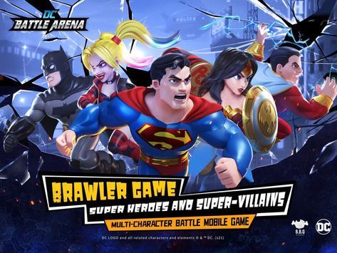 DC Battle Arena screenshot 7