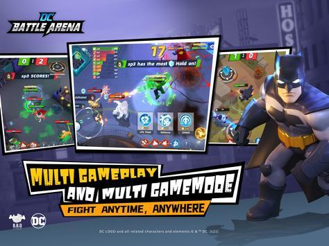 DC Battle Arena screenshot 8