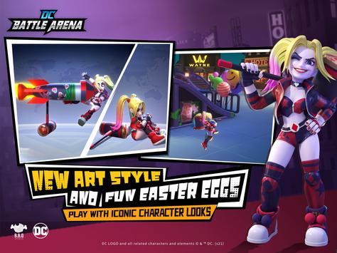 DC Battle Arena screenshot 18