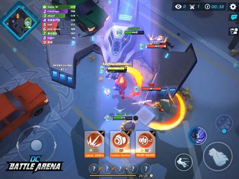DC Battle Arena screenshot 20