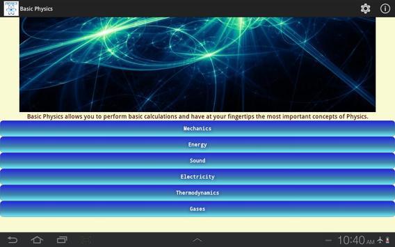 Basic Physics screenshot 7