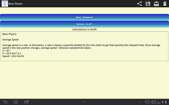 Basic Physics screenshot 9