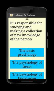 Psychology for Students screenshot 4