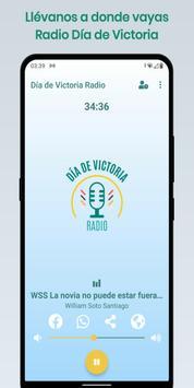 Día de Victoria Radio スクリーンショット 1