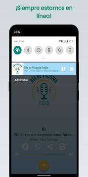 Día de Victoria Radio スクリーンショット 2