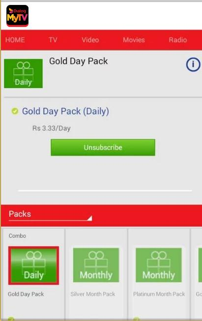 Dialog MyTV for Android - APK Download