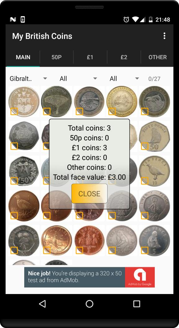 My British Coins for Android - APK Download