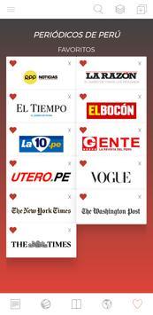 Periódicos Peruanos syot layar 5