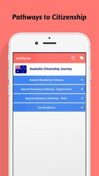 Diaspora Citizen: Immigration Journey Partner screenshot 4