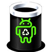 حذف برنامه ها / Uninstall app icon
