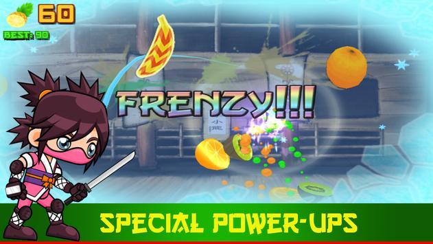 Fruit Slash Free screenshot 1