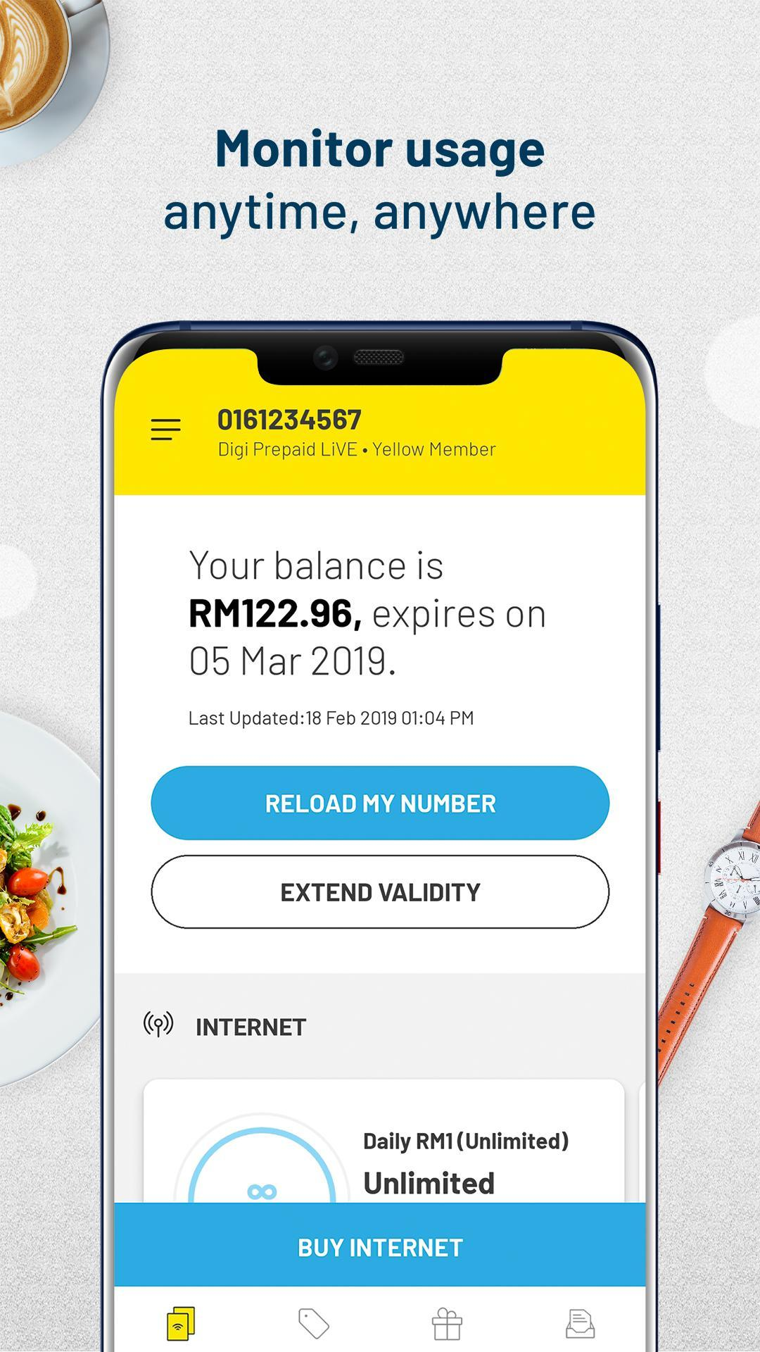 MyDigi for Android - APK Download