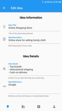 Startup Business Ideas – Generate, Plan & Execute Screenshot 3