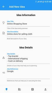Startup Business Ideas – Generate, Plan & Execute Screenshot 1