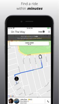 I-do Taxi 截图 1