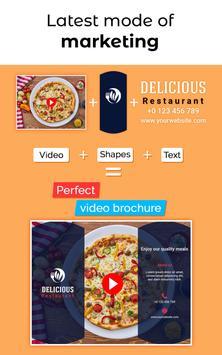 Video Brochure Maker - Video Marketing Templates screenshot 23