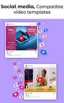 Video Brochure Maker - Video Marketing Templates screenshot 21